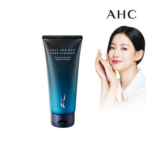 AHC Only For Men Foam Cleanser 120ml malaysia