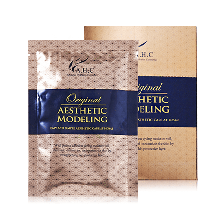 AHC Original Aesthetic Modeling 25g x 5ea korean cosmetic skincare shop malaysia singapore indonesia