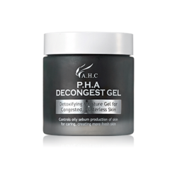 AHC PHA Decongest Gel 100ml korean cosmetic skincare shop malaysia singapore indonesia