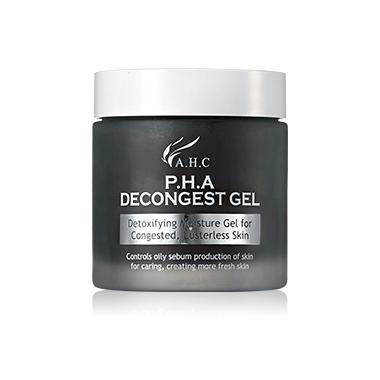 AHC PHA Decongest Gel 100ml korean cosmetic skincare shop malaysia singapore indonesia