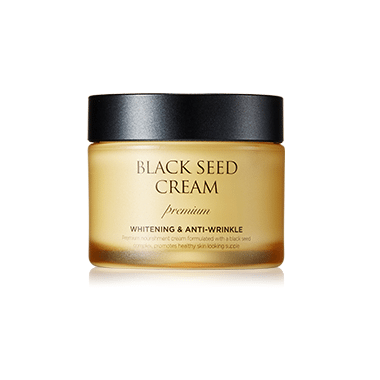 AHC Premium Black Seed Cream 50g korean cosmetic skincare shop malaysia singapore indonesia