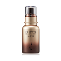 AHC Private Real Eye Serum For Face 30ml korean cosmetic skincare shop malaysia singapore indonesia
