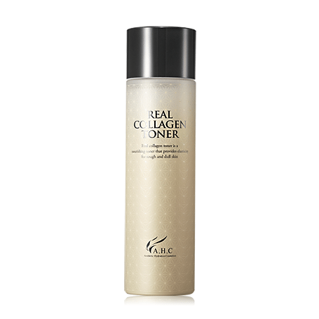 AHC Real Collagen Toner 140ml korean cosmetic skincare shop malaysia singapore indonesia