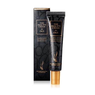 AHC The Real Eye Cream For Face 12ml korean cosmetic skincare shop malaysia singapore indonesia