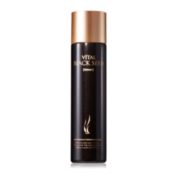 AHC Vital Black Seed Toner 140ml korean cosmetic skincare shop malaysia singapore indonesia