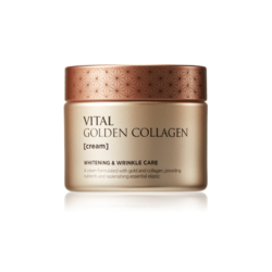 AHC Vital Golden Collagen Cream 50g korean cosmetic skincare shop malaysia singapore indonesia