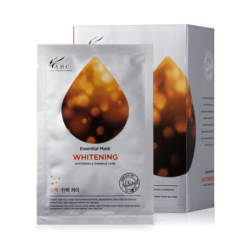 AHC Whitening Essential Mask 25g x 25ea korean cosmetic skincare shop malaysia singapore indonesia