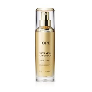 IOPE Super Vital Foundation SPF25 PA++ Price Malaysia Brunei Philipines India