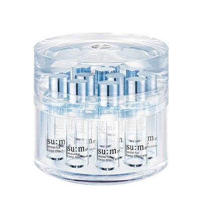 SUM37 Water Full Deep Effect Ampoule korean cosmetic skincare product online shop malaysia thailand nepal