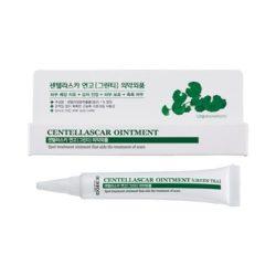 Skinfood Centellascar Ointment [Green Tea] 20g korean cosmetic skincare shop malaysia singapore indonesia