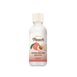 Skinfood Premium Peach Cotton Emulsion 140ml malaysia