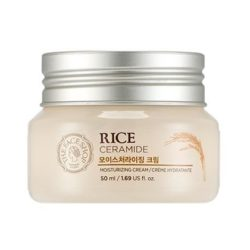 The Face Shop Rice and Ceramide Moisturizing Cream Price Malaysia Thailand Philippines Italy