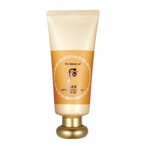 The History Of Whoo Gongjinhyang Jin Hae Yoon Sun Cream korean cosmetic skincare product online shop malaysia france austria