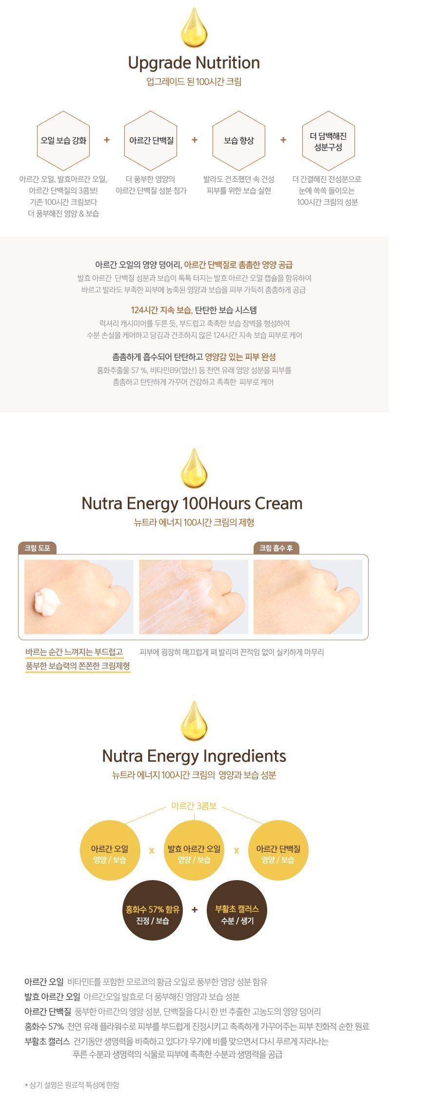 Tony Moly Floria Nutra Energy 100 Hours Cream korean cosmetic skincare product online shop malaysia italy germany2