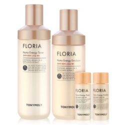 Tony Moly Floria Nutra Energy 2 Set korean cosmetic skincare product online shop malaysia italy germany