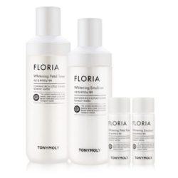 Tony Moly Floria Whitening 2 Set korean cosmetic skincare product online shop malaysia italy germany