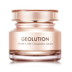 Tony Moly Geolution Shark's Fin Collagen Cream korean cosmetic skincare product online shop malaysia italy germany