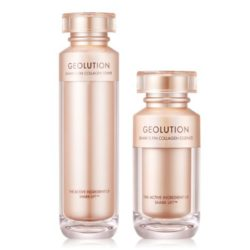 Tony Moly Geolution Shark's Fin Collagen Toner and Essence korean cosmetic skincare product online shop malaysia italy germany