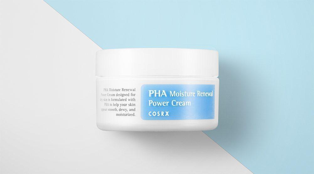 Cosrx PHA Moisture Renewal Power Cream korean cosmetic skincare malaysia philippine brunei1
