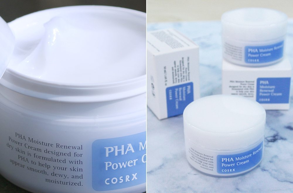 Cosrx PHA Moisture Renewal Power Cream korean cosmetic skincare malaysia philippine brunei4