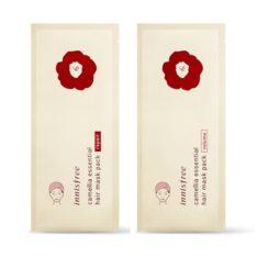 Innisfree Camellia Essential Hair Mask Pack Repair Price Malaysia Italy Brunei China