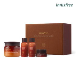 Innisfree Cauliflower Mushroom Vital Cream Special Set Brunei Argentina Mexico USA