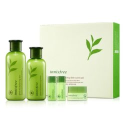 Innisfree Green Tea Balancing Special Skin Care Set Price Malaysia Thailand Philippines Singapore Italy