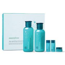 Innisfree Jeju Sparkling Mineral Skin Care Set Price Malaysia Thailand Brunei Japan