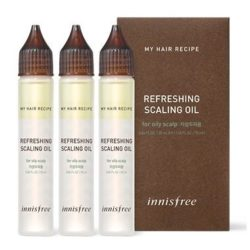 Innisfree My Hair Recipe Refreshing Scaling Oil Price Malaysia England China Japan