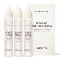 Innisfree My Hair Recipe Repairing Boosting Ampoule Price Malaysia Japan Brunei Canada