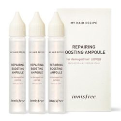 Innisfree My Hair Recipe Repairing Boosting Ampoule Price Malaysia Japan Brunei Canada