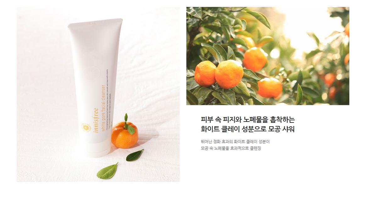 Innisfree White Pore Facial Cleanser Price Malaysia Netherlands Brunei Singapore3