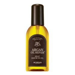 Skinfood Argan Oil Repair Plus Heat Serum in Oil 100ml korean cosmetic skincare shop malaysia singapore indonesia