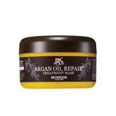 Skinfood Argan Oil Repair Plus Treatment Mask 200ml korean cosmetic skincare shop malaysia singapore indonesia