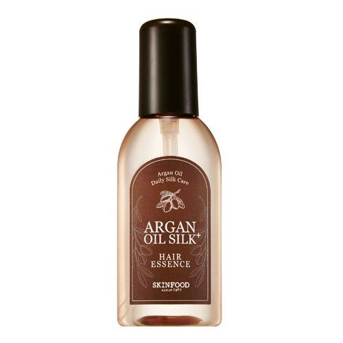 Skinfood Argan Oil Silk Plus Hair Essence 100ml korean cosmetic skincare shop malaysia singapore indonesia