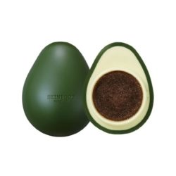 Skinfood Avocado and Sugar Lip Scrub 14g korean cosmetic skincare shop malaysia singapore indonesia