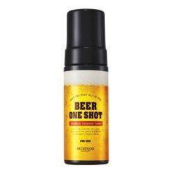Skinfood Beer One Shot Moisture Essence Toner for Men 155ml korean cosmetic skincare shop malaysia singapore indonesia
