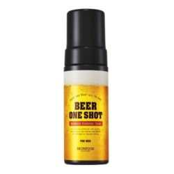 Skinfood Beer One Shot Moisture Essence Toner for Men 155ml korean cosmetic skincare shop malaysia singapore indonesia