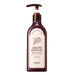 Skinfood Grape Seed Oil Body Lotion 335ml korean cosmetic skincare shop malaysia singapore indonesia