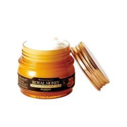Skinfood RoyalHoney Essential Queen's Night Cream 63ml korean cosmetic skincare shop malaysia singapore indonesia
