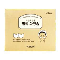 Skinfood Tight Tissues for Skin Pack 60 Sheets korean cosmetic skincare shop malaysia singapore indonesia