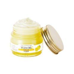 Skinfood Yuja Oil C Cream 63ml korean cosmetic skincare shop malaysia singapore indonesia