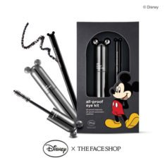The Face Shop All Proof Eye Kit Tin Case Mickey 11g korean cosmetic skincare shop malaysia singapore indonesia
