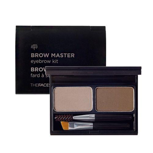 The Face Shop Brow Master Eyebrow Kit 4g korean cosmetic skincare shop malaysia singapore indonesia