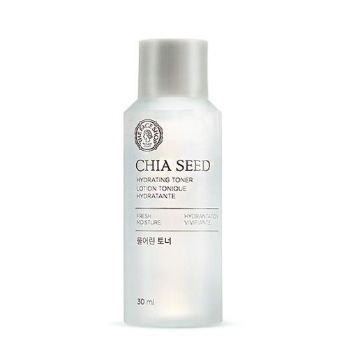 The Face Shop Chia Seed Hydrating Toner price malaysia singapore brunei thailand