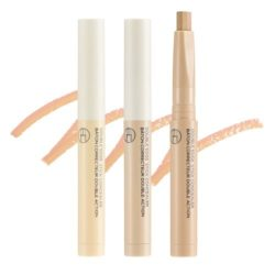 The Face Shop Double Edge Stick Concealer 1g korean cosmetic skincare shop malaysia singapore indonesia