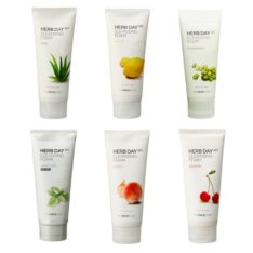 The Face Shop Herb Day 365 Cleansing Foam price malaysia vietnam philippines