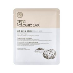 The Face Shop Jeju Volcanic Lava Clay Face Mask price malaysia japan italy