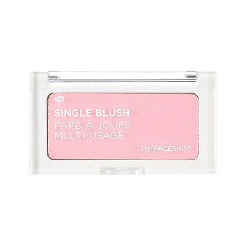 The Face Shop Single Blush 4g korean cosmetic skincare shop malaysia singapore indonesia