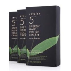 The Face Shop Stylist 5 Minutes Speedy Hair Color Cream price malaysia sweden indonesia